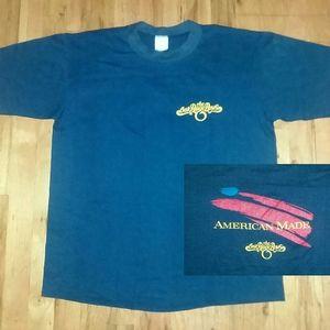 Vintage 80s Oak Ridge Boys Concert Tour t shirt L